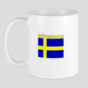 Goteborg, Sweden Mug