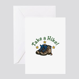 Take a Hike! Greeting Cards