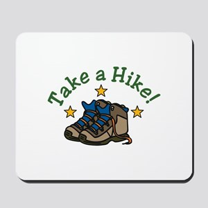 Take a Hike! Mousepad