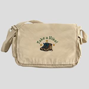 Take a Hike! Messenger Bag