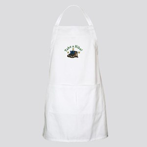 Take a Hike! Apron