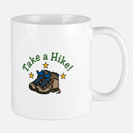 Take a Hike! Mugs