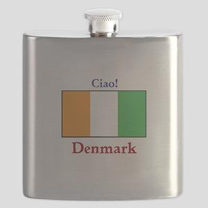 Ciao! Denmark Flask