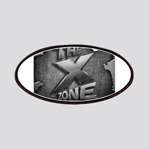 The X Zone Logo Steel Box_8x8 Patches