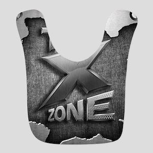 The X Zone Logo Steel Box_8x8 Bib