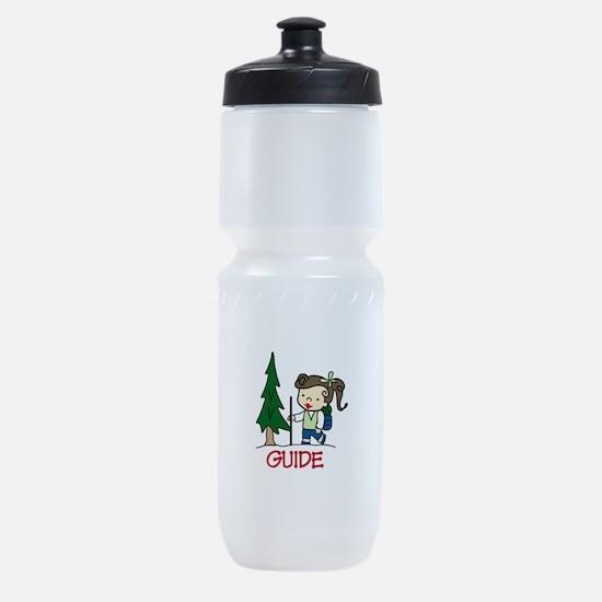 Guide Girl Sports Bottle