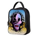 skull Neoprene Lunch Bag