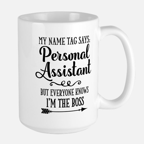 Personal Assistant Gift Mugs