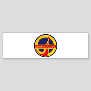 INTERKOSMOS Bumper Sticker
