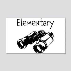 Elementary Wall Decal
