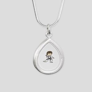 Karate Boy Necklaces