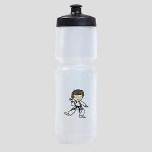 Karate Boy Sports Bottle