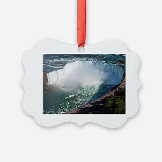 Niagra Falls Ornament