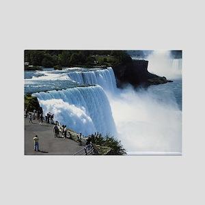 Niagra Falls Rectangle Magnet