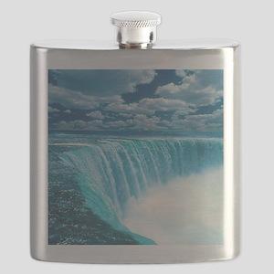 Niagra Falls Flask