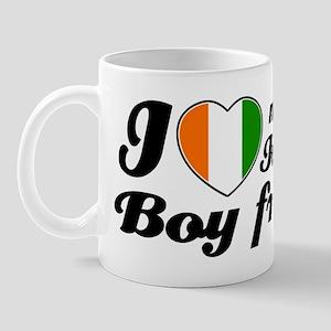 Ivorian Boy Friend Mug