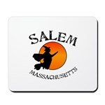 Salem Massachusetts Witch Mousepad