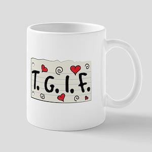 TGIF Mugs