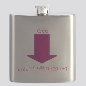 Happy to be of Service Flask