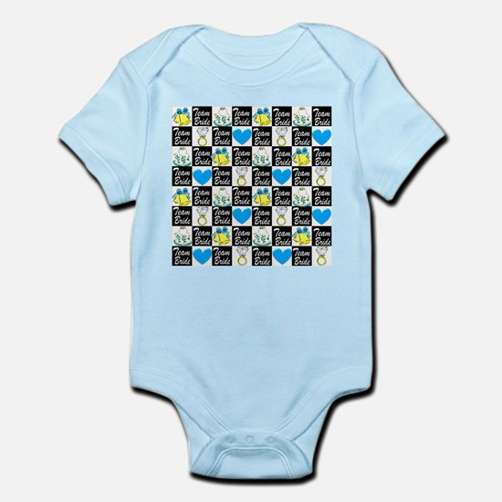 TEAM BRIDE LUV Infant Bodysuit