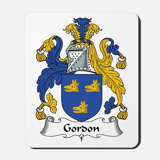 Gordon Mousepad