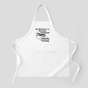 Malinois Agility BBQ Apron
