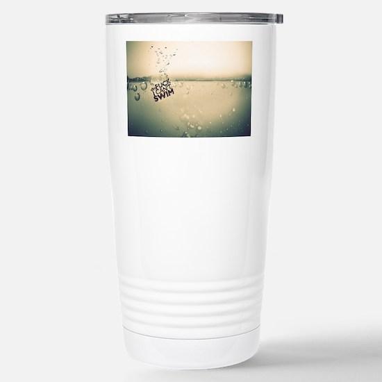 Inspiration Stainless Steel Travel Mug