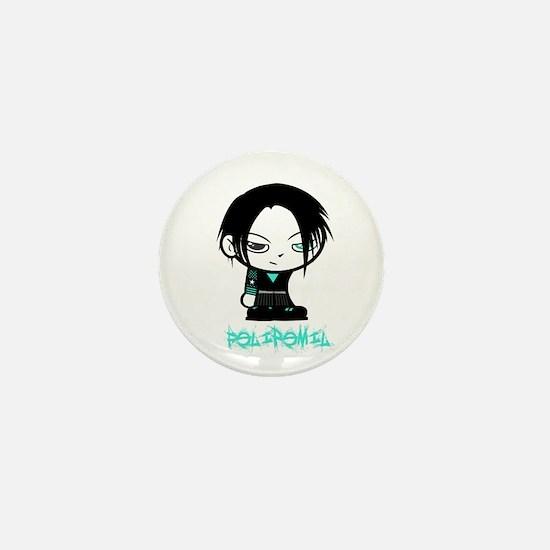 Felipemil Mini Button