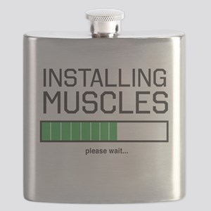 Installing muscles Flask