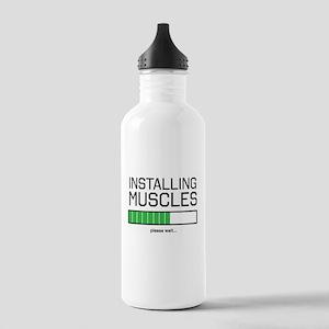 Installing muscles Water Bottle