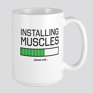 Installing muscles Mugs