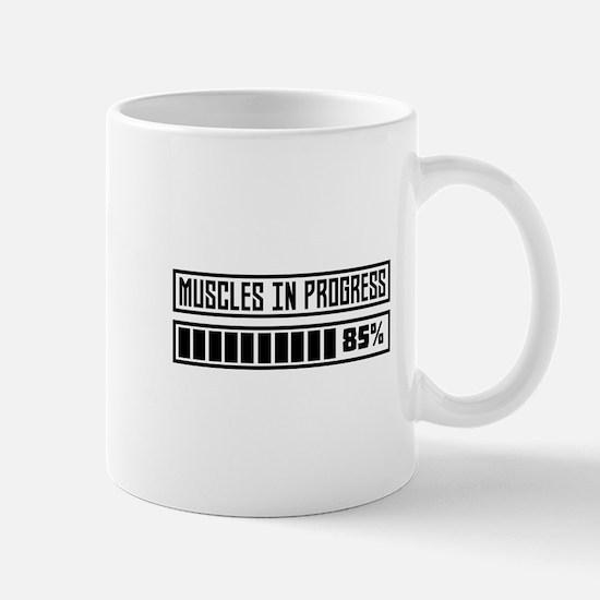 Muscles in progess workout C1k6x Mugs