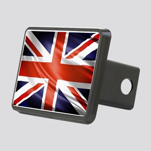 Artistic Union Jack Hitch Cover