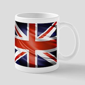 Artistic Union Jack Mugs