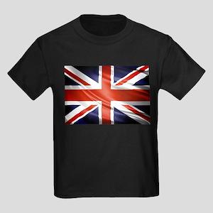 Artistic Union Jack T-Shirt