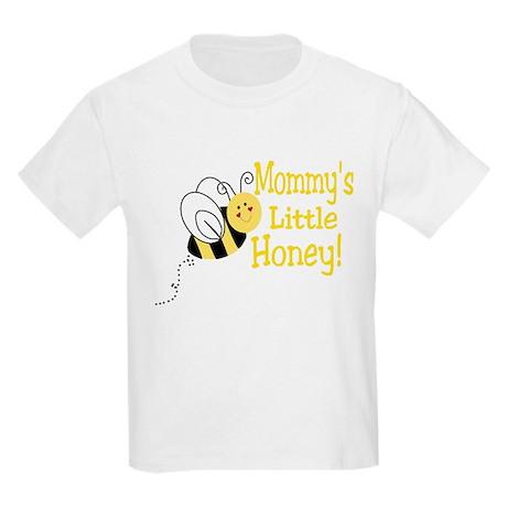 Mommy's little honey with a b Kids Light T-Shirt