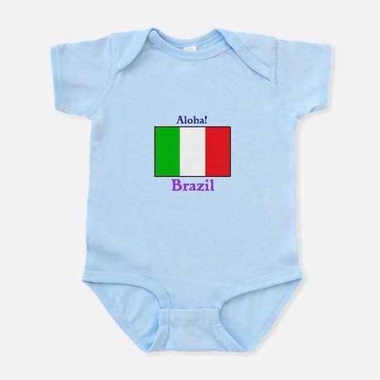 Aloha! Brazil Body Suit
