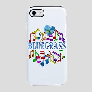 I Love Bluegrass iPhone 7 Tough Case