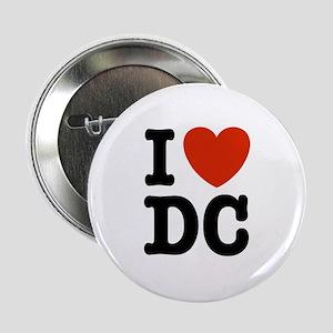 I Love DC Button