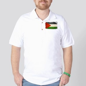 Free Palestine Golf Shirt