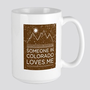 Someone In Colorado Loves Me Mugs