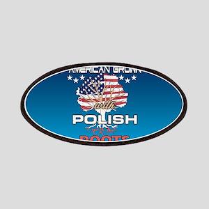 Polish American Patch