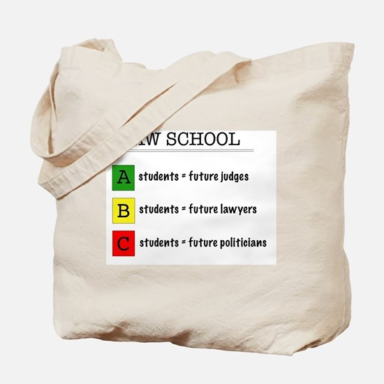law student futures Tote Bag