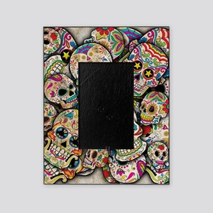 Day Of The Dead Picture Frames Cafepress