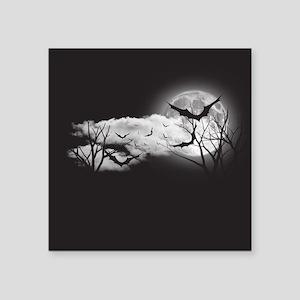 Bats in the Moonlight Sticker