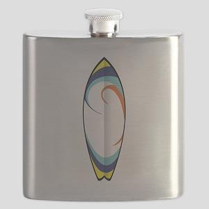 Surfboard Flask
