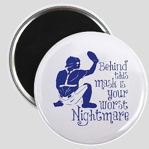 NIGHTMARE Magnet