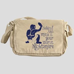 NIGHTMARE Messenger Bag