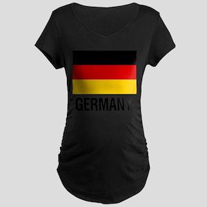 I Heart Germany Maternity T-Shirt