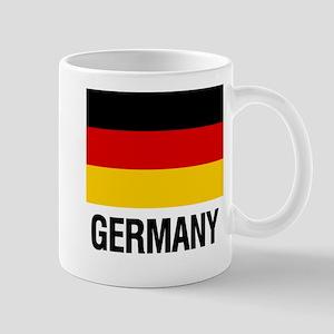 I Heart Germany Mugs
